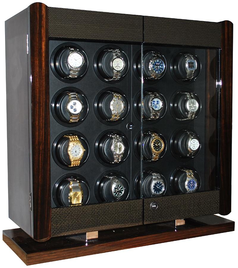 tủ xoay đồng hồ xịn đẹp cao cấp giá rẻ